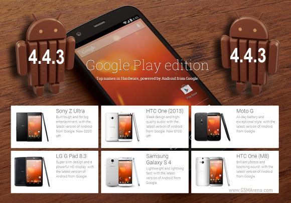 Android w wersji 4.4.3 dostêpny dla wszystkich smartfonów Google Play