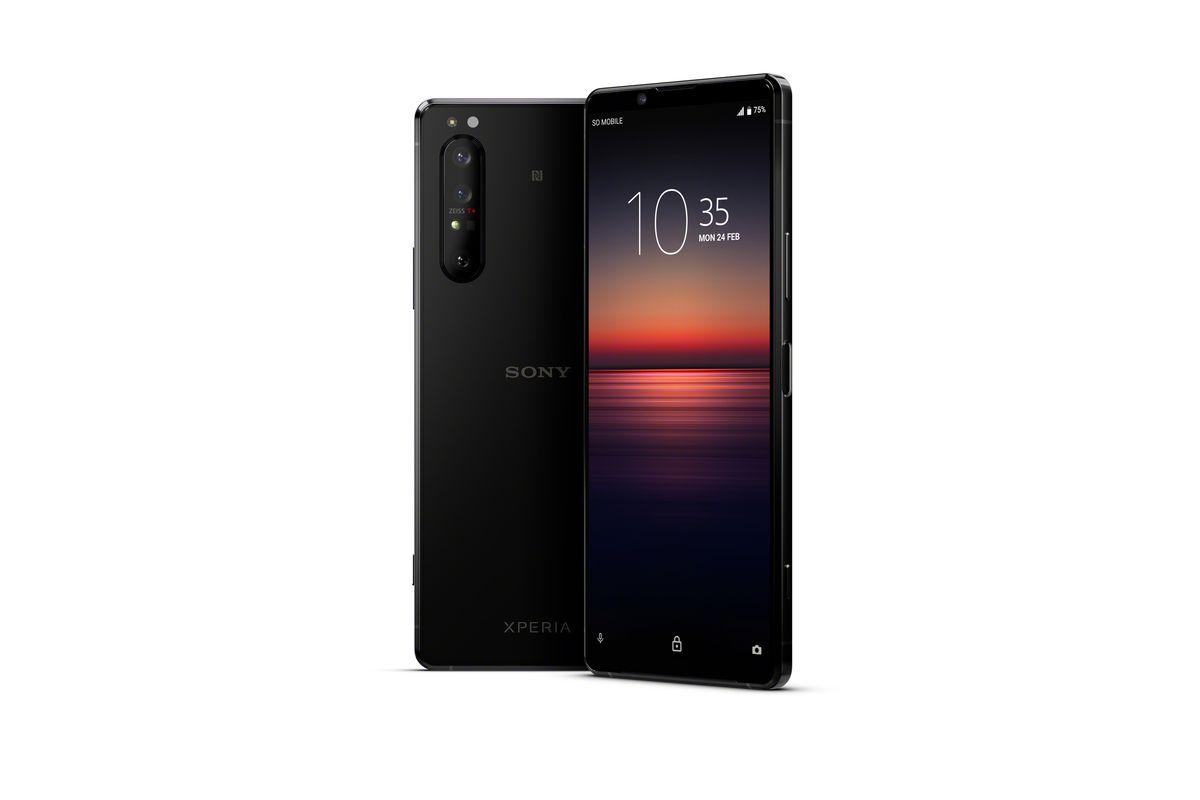 Sony oficjalnie zaprezentowa³o dwa nowe smartfony, Xperia 1 II i Xperia 10 II
