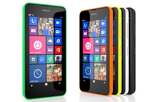 Nokia Lumia 630 z oficjaln± premier± w Azji, niebawem tak¿e w USA i Europie