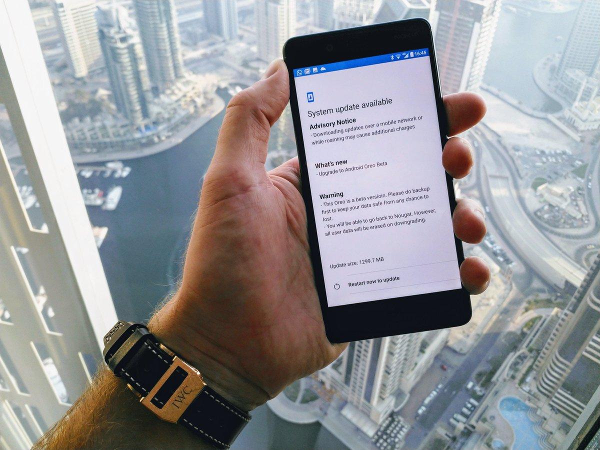 Nokia 3 otrzyma³a aktualizacjê OS-u do Androida Oreo. Hurra