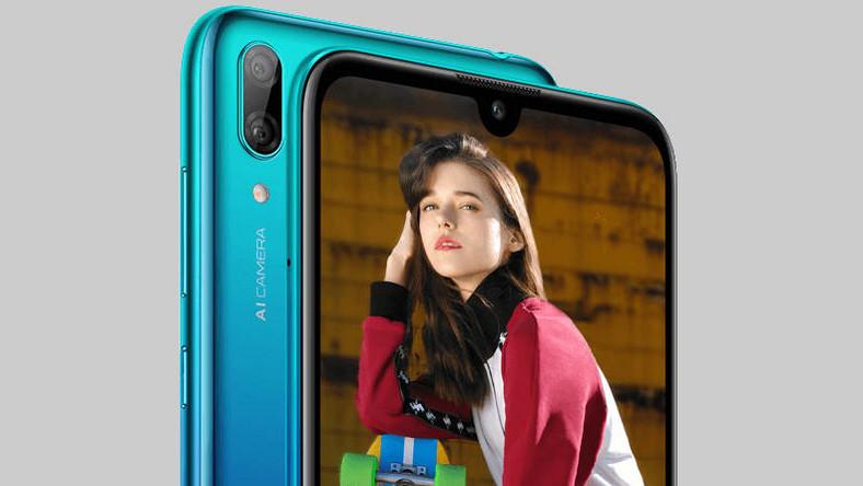 Huawei Y7 Pro oficjalnie zaprezentowany