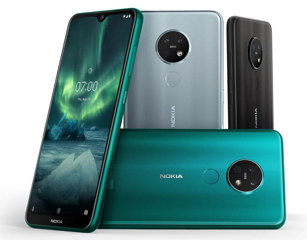 Znamy specyfikacj± smartfonu Nokia 7.2