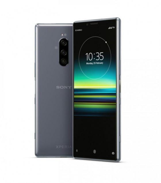 Sony Xperia 1 dostêpna w przedsprzeda¿y. Promocyjny zestaw
