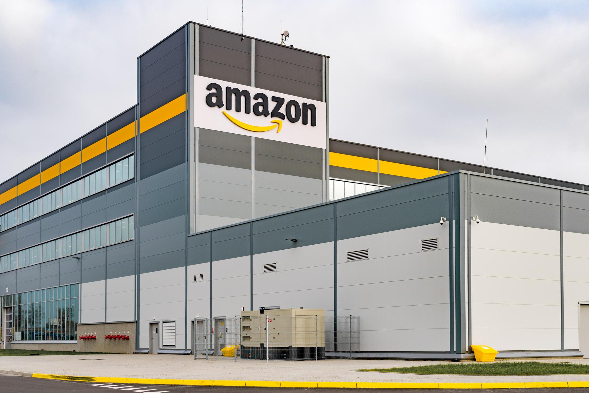Amazon oficjalnie w Polsce