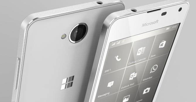 Lumia 650 specyfikacje