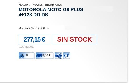 Przeciek zdradza cenê Moto G9 Plus