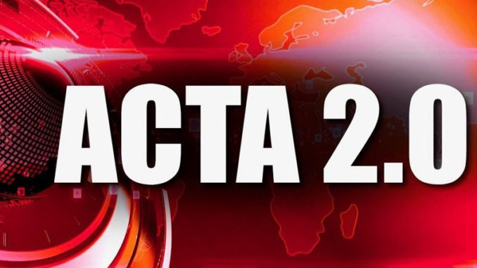 W t± sobotê Polska i ¶wiat bêd± protestowaæ przeciwko ACTA 2.0