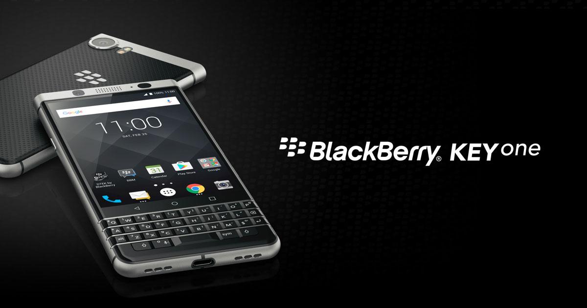 BlackBerry KEYone wraca do sprzeda¿y, tym razem z klejem trzymaj±cym telefon w ca³o¶ci