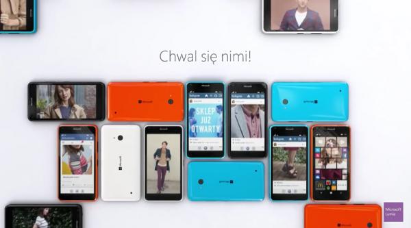 Microsoft wprowadza nowy model telefonu Microsoft Lumia 640