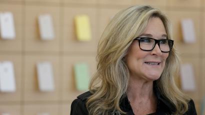 Angela Ahrendts, szefowa ds. sprzeda¿y Apple, odchodzi z posady