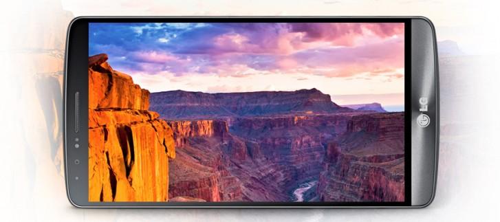 LG G3 z najlepszym ekranem na rynku?