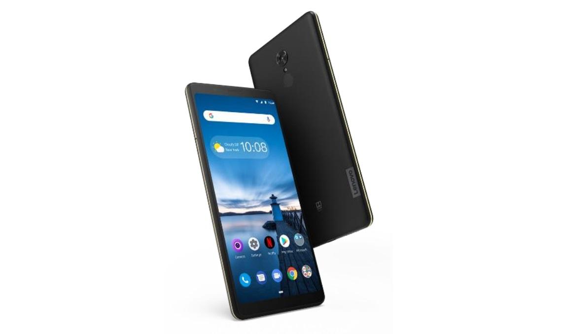 Lenovo Tab V7, czyli tableto-smartfon z MWC 2019
