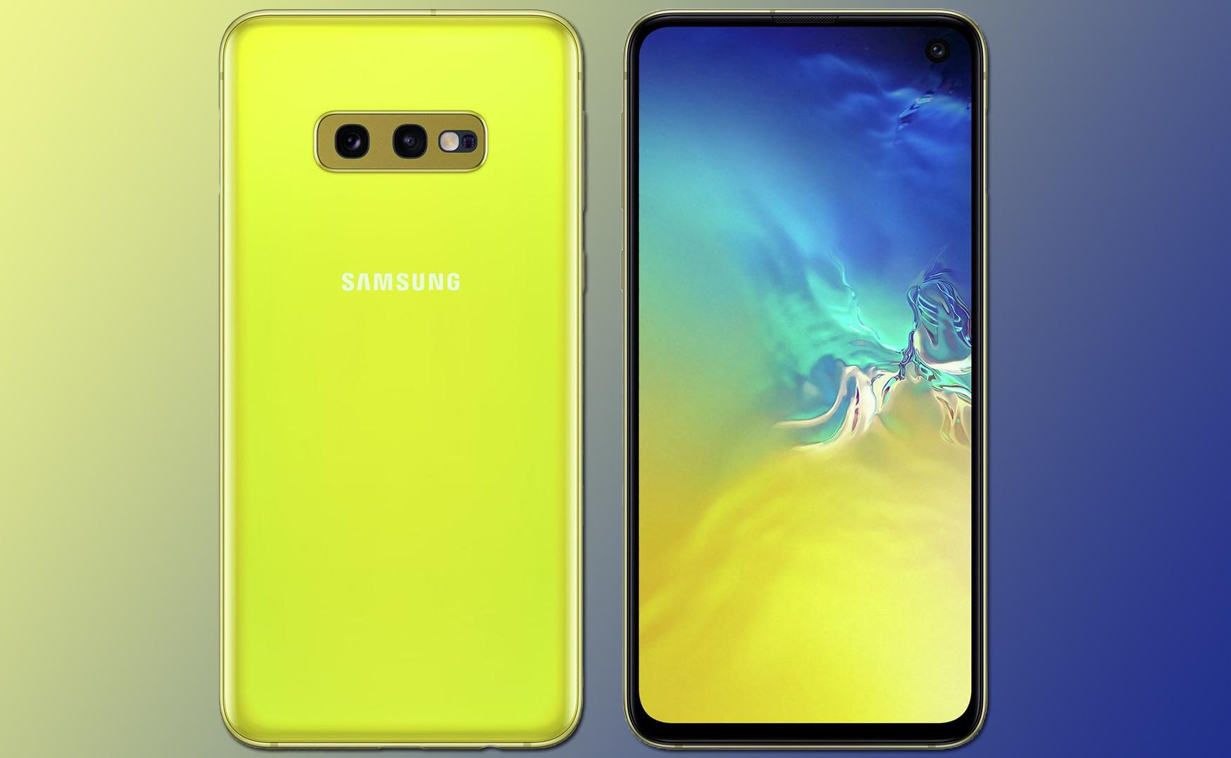 Samsung Galaxy S10 Lite, specyfikacja