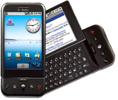T-Mobile G1, pierwszy telefon z Androidem, niebawem ¶wiêtuje 10-te urodziny