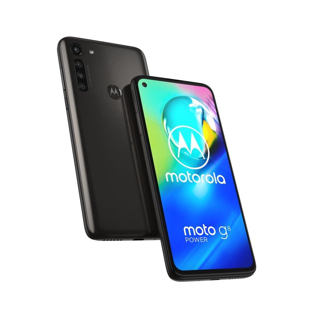 Motorola G8 Power do kupienia za 599 z³otych. Oferta w czterech ró¿nych sklepach