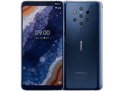 Nokia 9 PureView dostaje stabilnego Androida 10