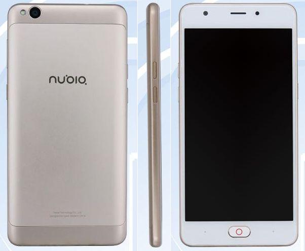 Nowy telefon ZTE Nubia w³a¶nie otrzyma³ certyfikat TENAA