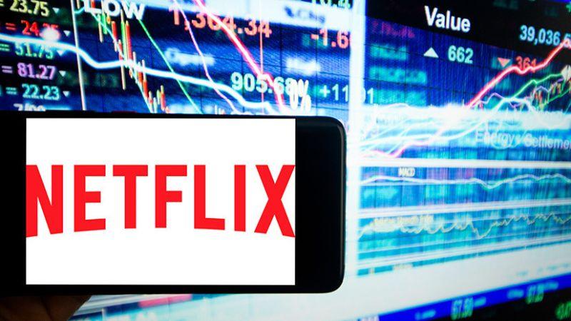 Netflix notuje spadki cen akcji i nowych u¿ytkowników