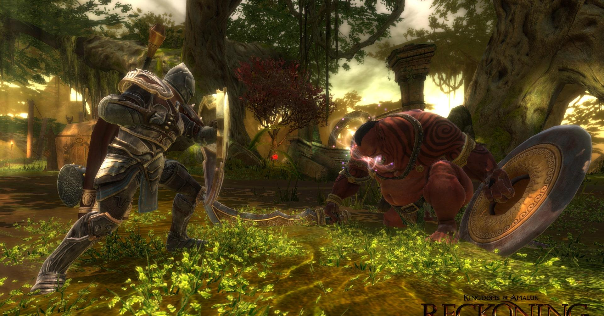 Mi³a niespodzianka dla fanów dobrych hack'n'slash - Kingdoms of Amalur: Reckoning powróci jako remaster