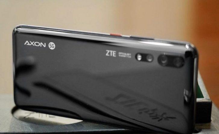 ZTE Axon 10s Pro 5G zaprezentowany na nowym zdjêciu