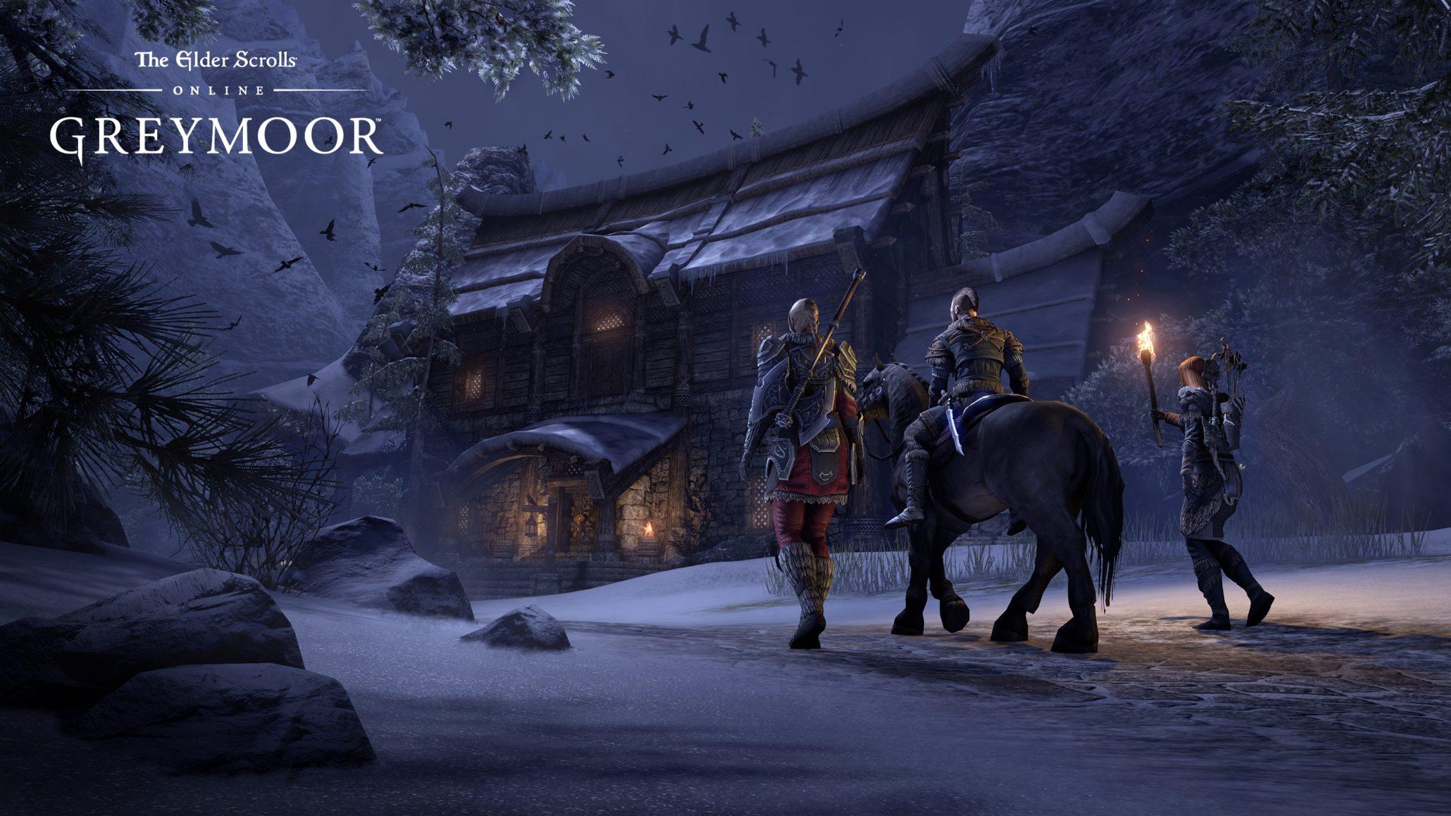 The Elder Scrolls Online: Greymoor, czyli kolejny dodatek do znanego MMORPG