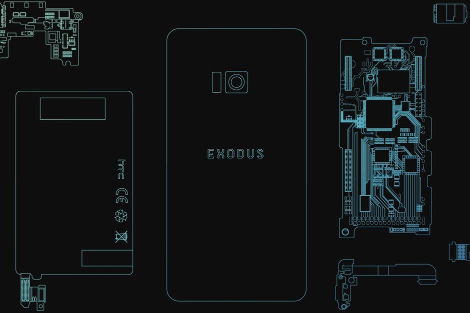 HTC Exodus 1 oficjalnie og³oszone