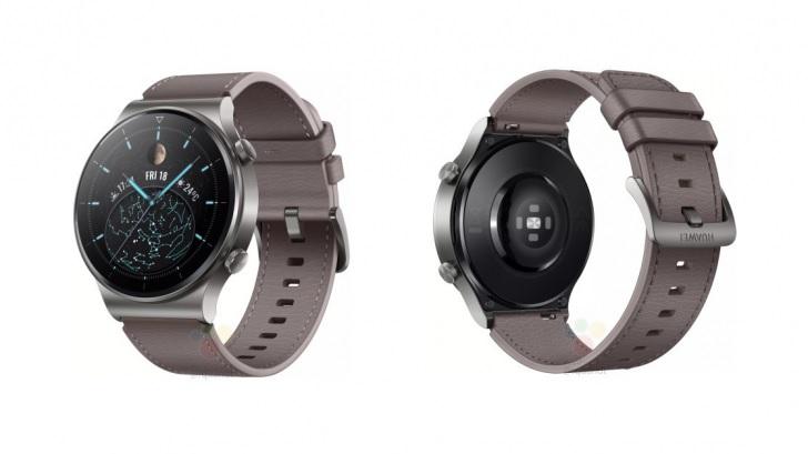 Wyciek³a specyfikacja Huawei Watch GT2 Pro