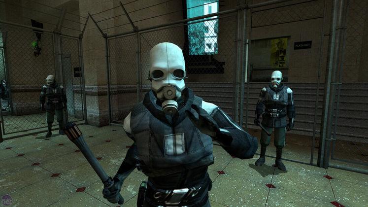 Chcieli zrobiæ remake Half-Life 2, ale Valve im nie pozwoli³o