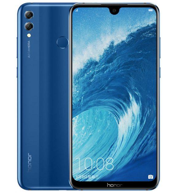 Huawei Honor 8x otrzyma³ certyfikat TENAA