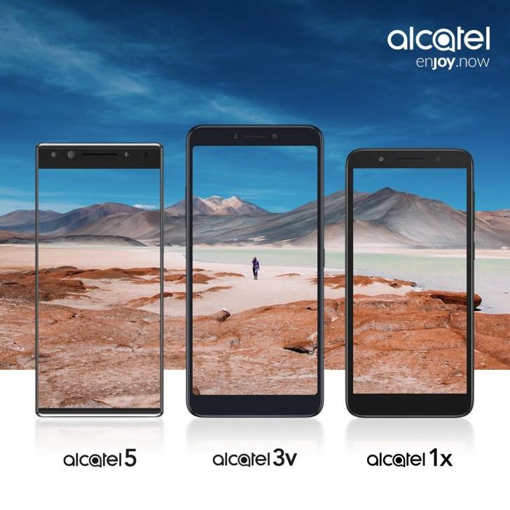 Alcatel og³osi³ trzy nowe telefony, trafi± na rynek 24-go lutego