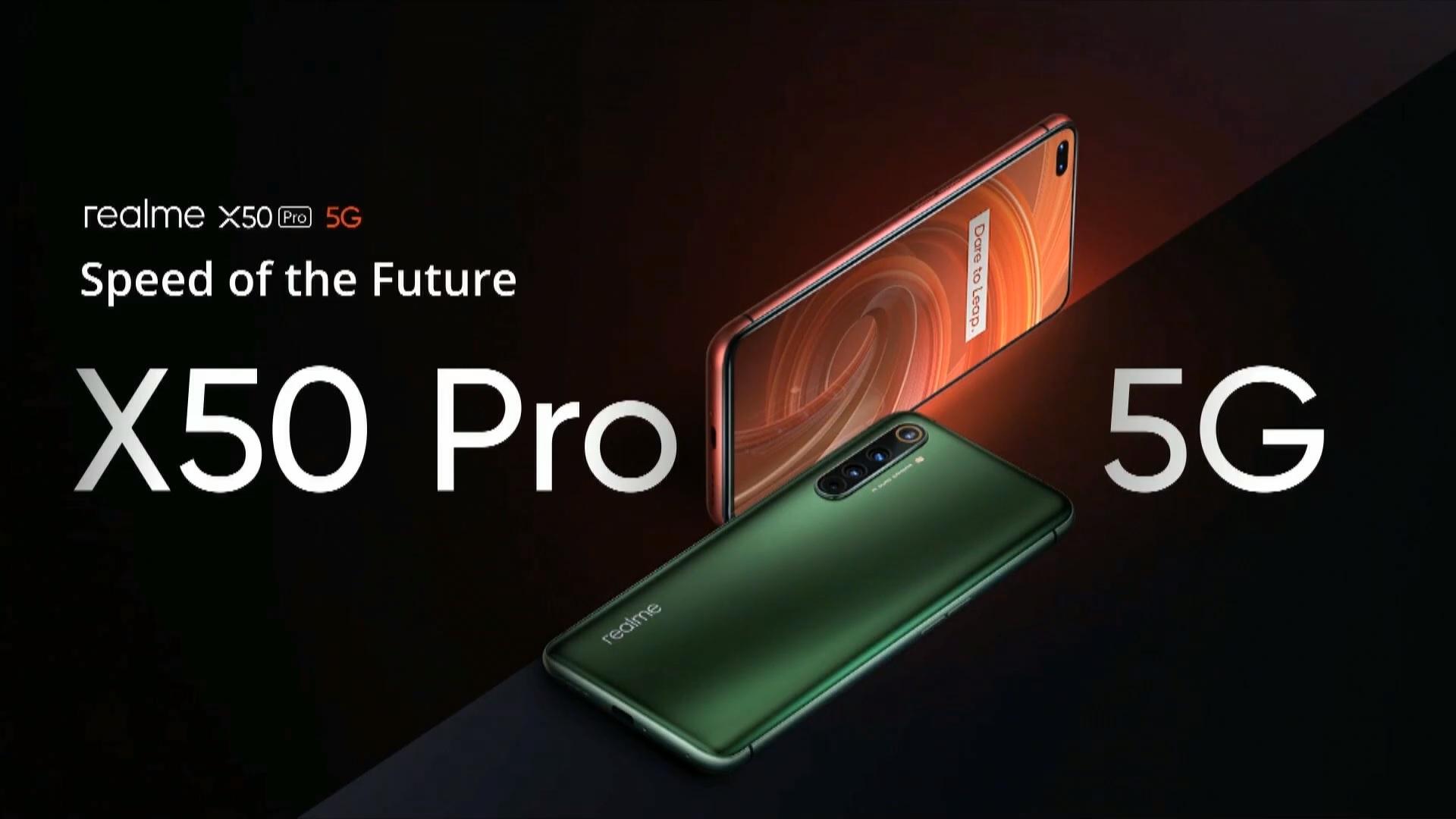 Realme X50 Pro 5G w promocji