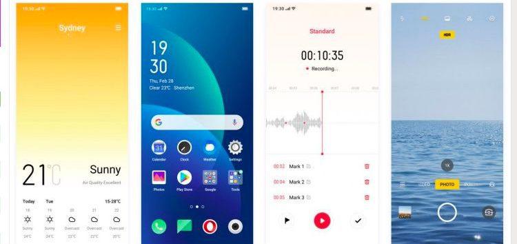 Wiadomo na które smartfony Oppo i Realme trafi aktualizacja ColorOS 7