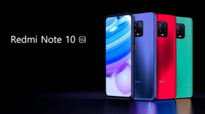 Redmi Note 10 5G i wszystko, co o nim jak dot±d wiadomo