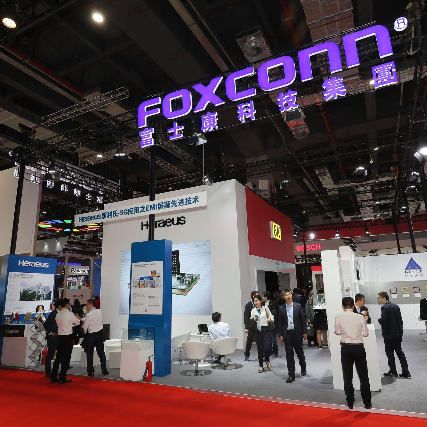 Foxconn, g³ówny monta¿ysta iPhonów wierzy, ¿e powróci do pe³nej zdolno¶ci produkcyjnej jeszcze pod koniec marca