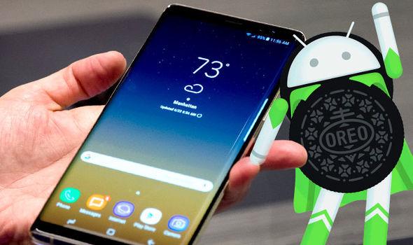 Samsung Galaxy S8 dostaje aktualizacjê OS-u do wersji Android 8.0