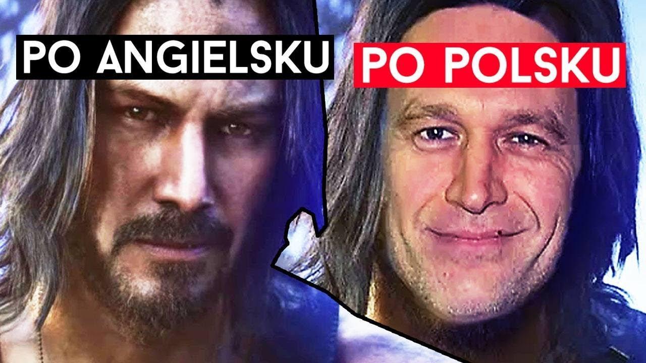 Nowy gameplay Cyberpunk 2077, tym razem z polskim dubbingiem