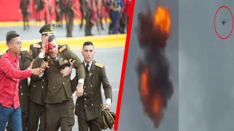 Jakie czasy, takie metody, czyli zamach na prezydenta Wenezueli dokonany za pomoc± drona