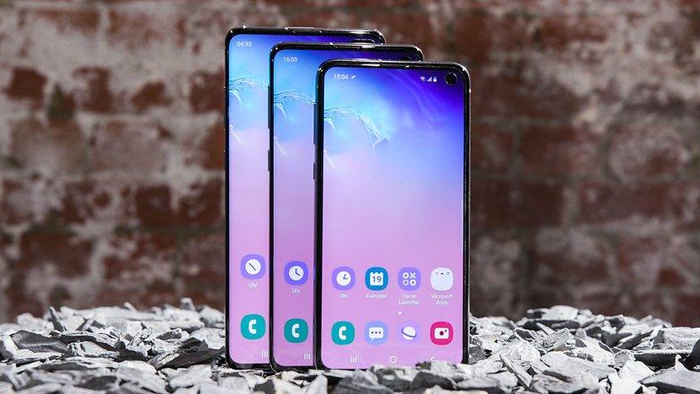 Wymiana ekranu Samsung Galaxy S10 bêdzie kosztowna