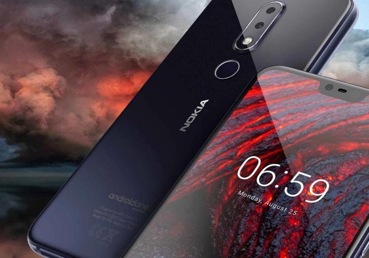 Nokia 6.1 Plus ju¿ nie pozwoli na maskowanie wciêcia
