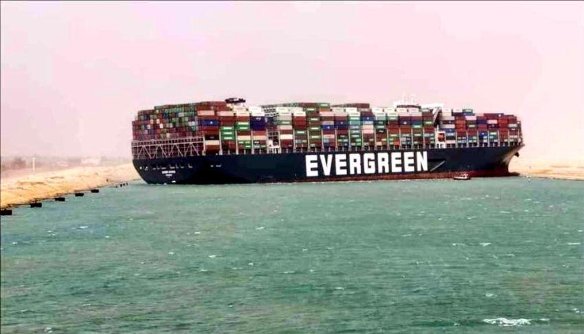Egipt skonfiskowa³ kontenerowiec Ever Given. Spór o odszkodowanie