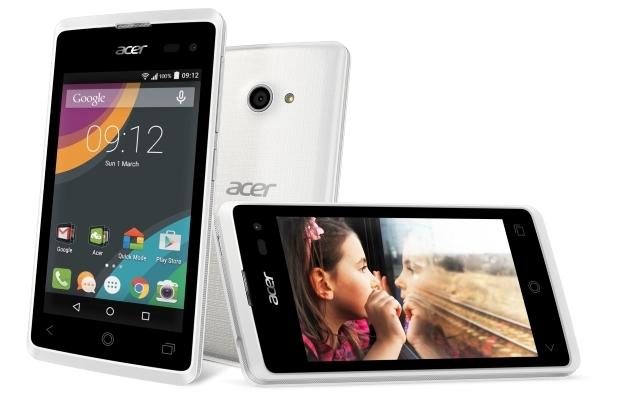Liquid Z220 i Z520 to nowe smartfony Acera!