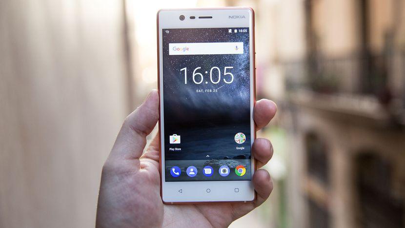 Nokia 3 dostanie upgrade OS do wersji Oreo