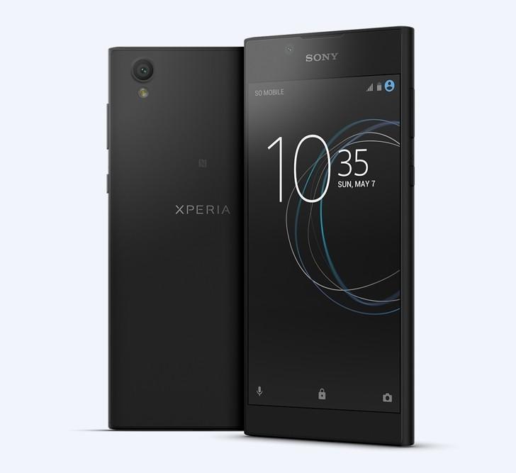 Sony Xperia L1 wyjawiony