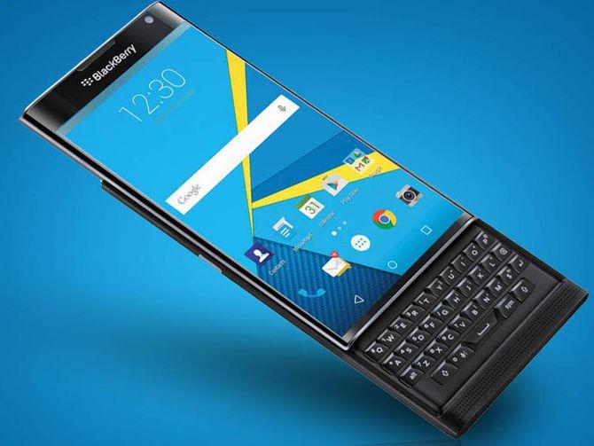 System operacyjny BlackBerry Priv nie zostanie zaktualizowany do Nougata