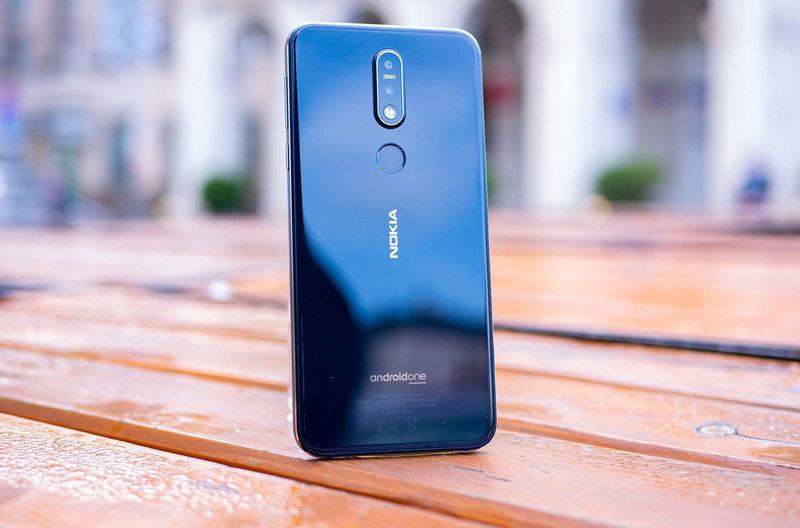 Aktualizacja systemu operacyjnego telefonu Nokia 7.1