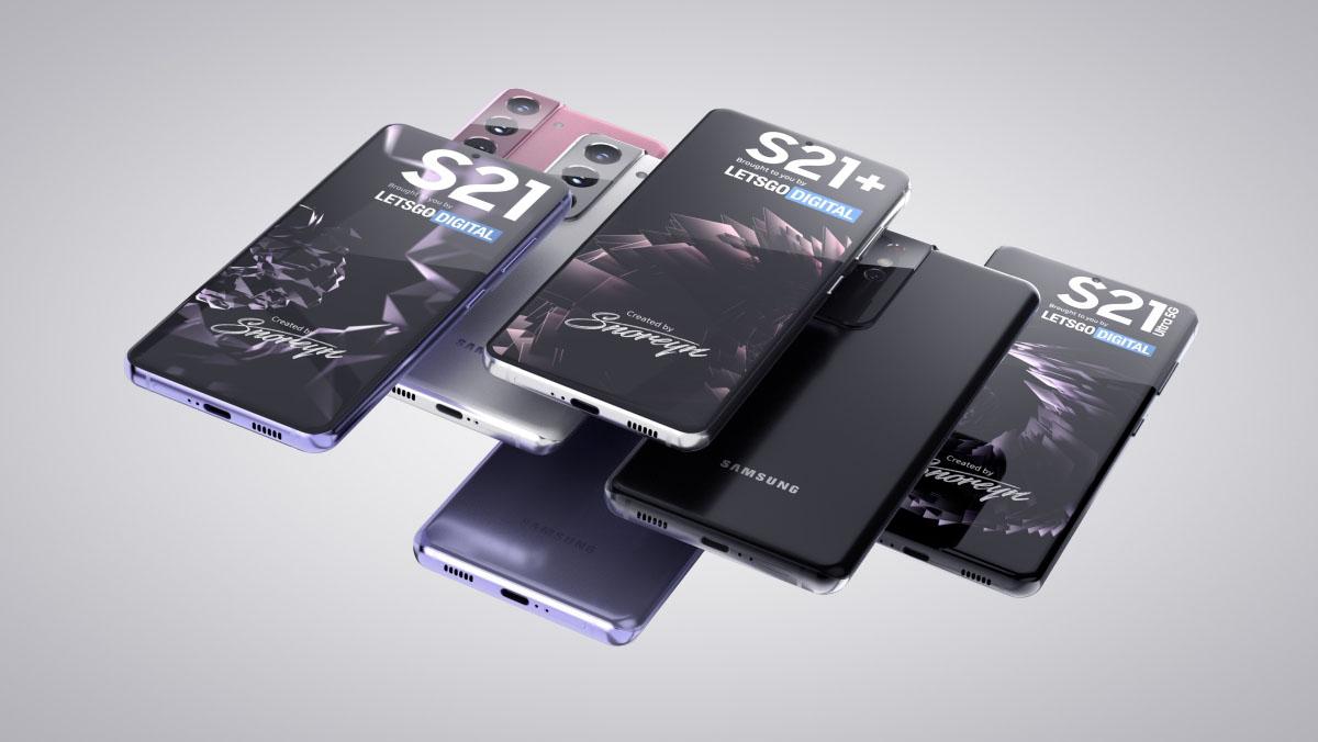 Samsung Galaxy S21 bez ³adowarki i s³uchawek