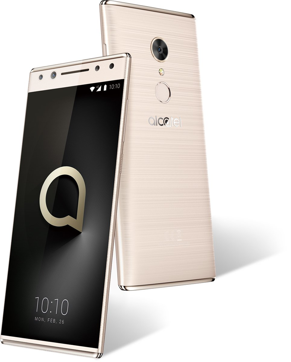 Alcatel 5 i co o nim wiemy jak dot±d