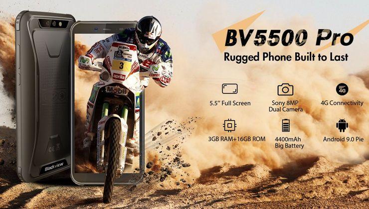 Blackview BV5500 Pro - parê s³ów o nowym telefonie