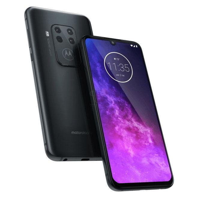 Wyciek³y rendery Motorola One Zoom, znana jest te¿ jego cena