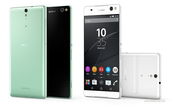 XPeria C5 Ultra zyskuje dostêp do Android Marshmallow.